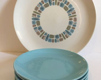 TEMPORAMA Canonsburg Mid Century Bread and Butter Plate