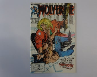 Wolverine Number 10