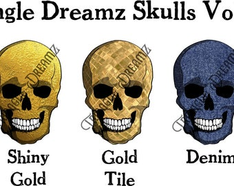 Triangle Dreamz Skulls Volume 2