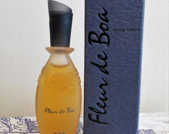 Fleur de Boa by Parfums Boa eau de toilette, 7 ml / 0.23 fl oz miniature splash