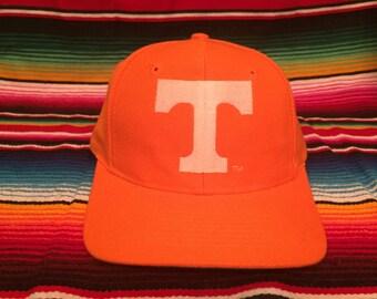 VTG 90s Tennessee Volunteers SEC Football Snapback hat