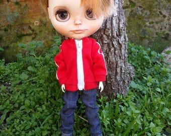 Red Jacket for BLYTHE BOY
