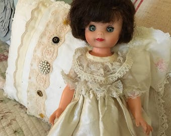 1950s vintage doll/ vintage dolls