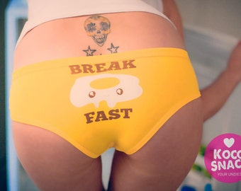 Eggcito Panties - Eggcito Knickers - Eggcito Underwear -Cute Eggcito