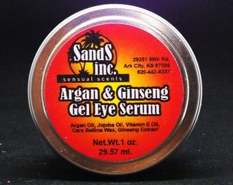 Facial Creme Argan & Ginseng Eye Serum