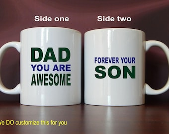 daddy gifts from son etsy