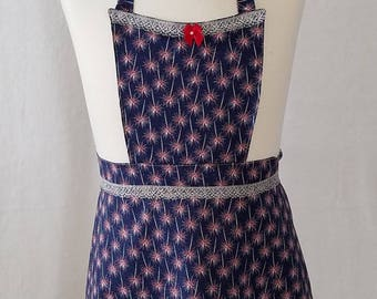 4th of July Girls Apron #2