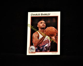 Charles Barkley & Shaquille O'Neal Basketball Cards