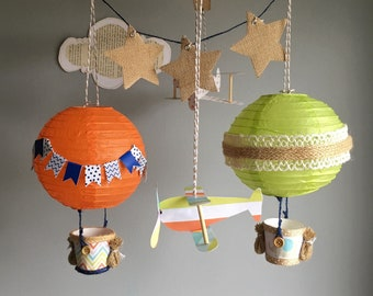 Colorful Baby Mobile
