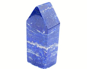Royal Blue Lapis Lazuli Freeform 267 grams Madani AAA Quality