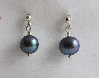 Fresh Water Pearl Earrings# 100, 101, 102