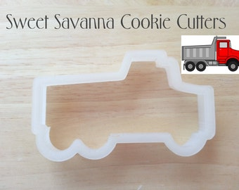 Dump Truck Cookie Cutter