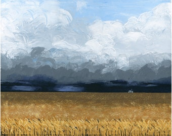 Wind Through the Wheat