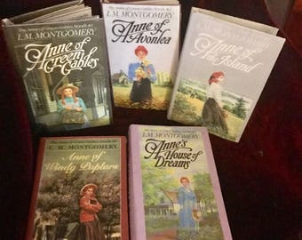 Mini Doll Books Anne of Green Gables