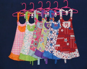 HANDMADE CHILDS APRONS
