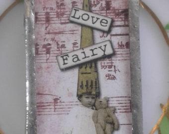 Love Fairy Pendant