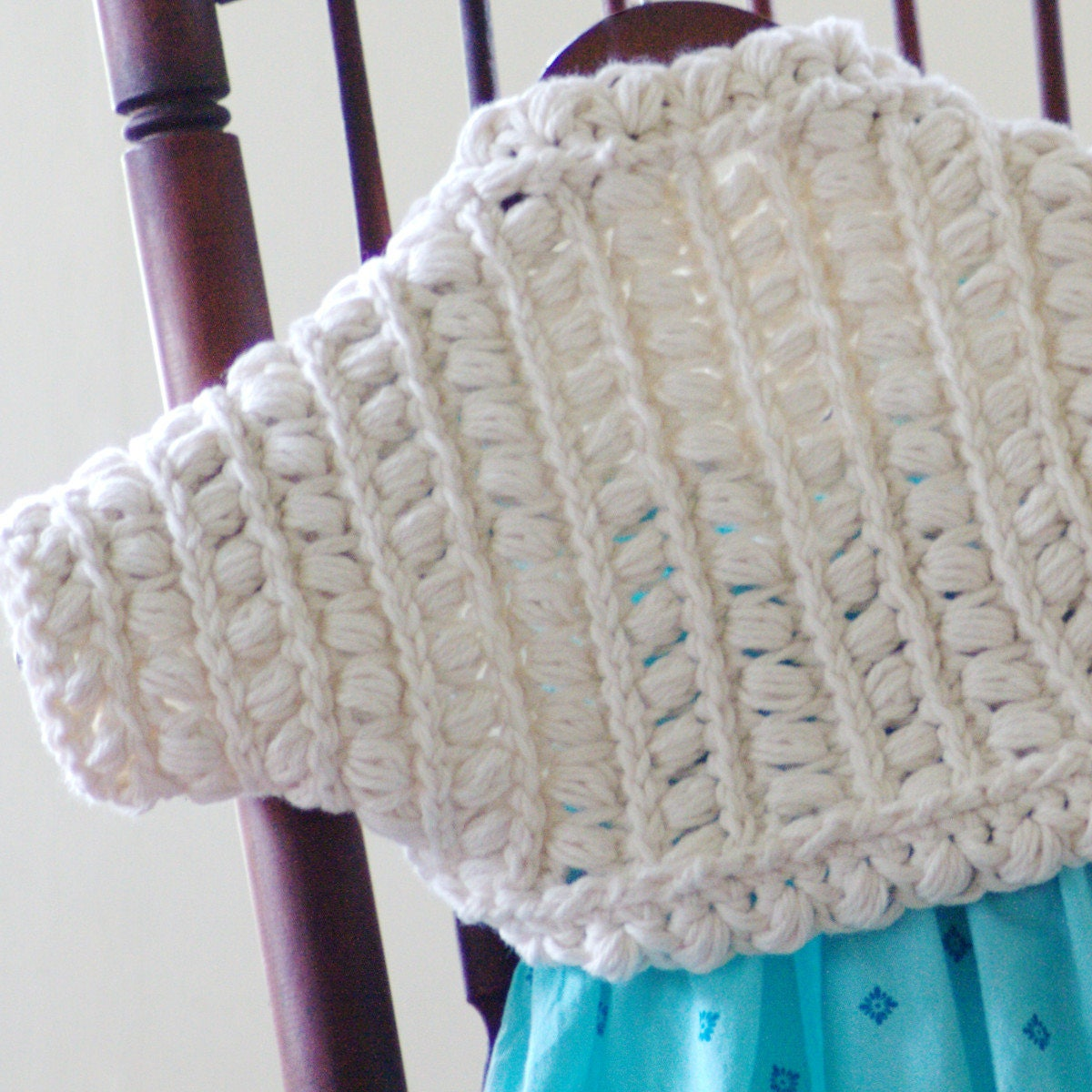 Girls Shrug Pattern Bolero Pattern Toddler Crochet Shrug DIY Gift ...