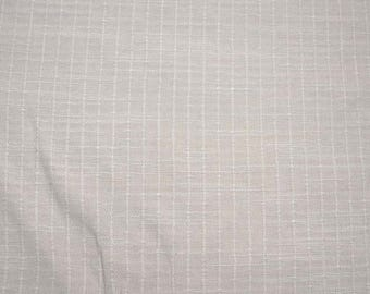 Textured Sheer Fabric REMNANT 46 inches x 2.25 yards