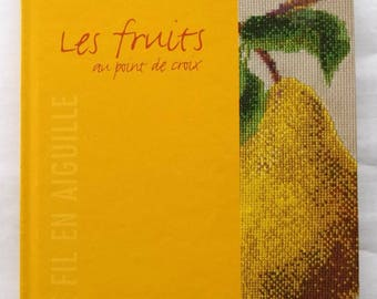 new book LES FRUITS at the POINT of cross from Nadine Sevin