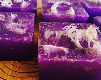Berry Exfoliating Soap Bar