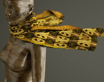 Apotheca Limited Edition Silk Scarf