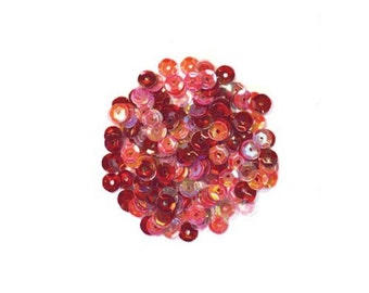 Hero Arts: CH301 OMBRE BLUSH SEQUINS, variety pack, scrapbooking, gems, pearls, accessories, embellishments, a2zscrapbooking, crafting,artsy