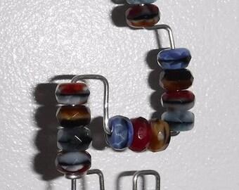Rainbow Razzledazzle Pendant