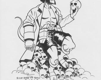 Hellboy, Right hand of Doom