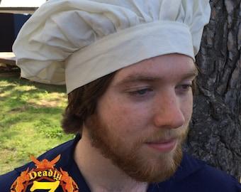 Renaissance Muffin Cap - Parchment (Off White)
