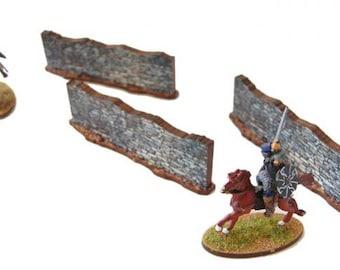 Age of Saga: Walls Pack - Bandua Wargames