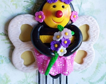 Wind Chime Ms. Lilly  Bee