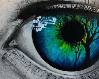 Natures Eyes