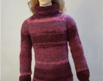 Sweater for man SD17, 70-73 cm doll.