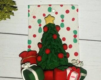 Christmas Joy Tree Ornament