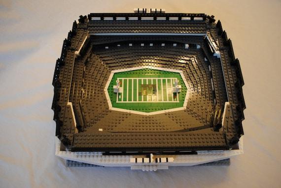 MetLife Stadium-NY Jets Brick model