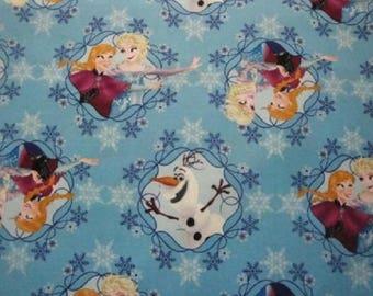 """Disney's """"Frozen"""" Sisters w/Olaf-Springs Industries-BTY"""