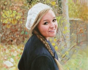 Custom Oil Painting 20x24