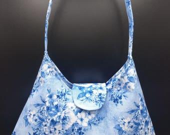 Fabric Flower Bag