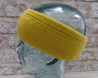 Headband Retro 1980's Approx.46cm x 8cm Ski Winter