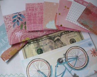 Cash Money Budget Envelope System, Simplify Minimalist, Debt Free, Housewarming Gift, Last One, MarketsofSunshine
