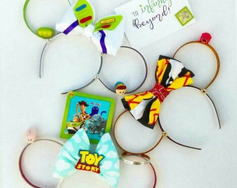 Toy Story Wood Ears