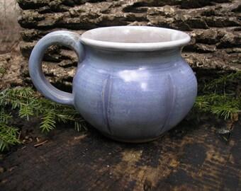 La gourde tasse 15 oz, / tasse / tasse à café / sensuel sentir, poterie à la main
