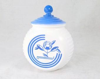Anchor Hocking Vitrock Grease Jar