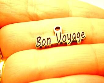Bon Voyage  charm
