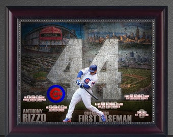 Chicago Cubs All Star Anthony Rizzo...