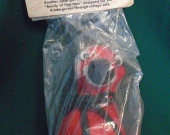 Vintage Unopened Peter Pan Toys Pen Pals Creature
