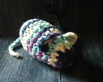 Custom made Crochet Cat Toy