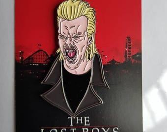The Lost Boys retro 80s enamel pin