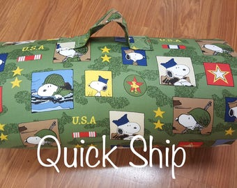 Hugs for Heroes/Personalized/Kinder Nap Mat/Preschool Nap Mat/ With Name/Quick Ship/Personalized