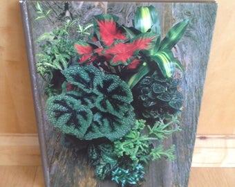 Time Life Encyclopedia of Gardening Foliage House Plants book 1972